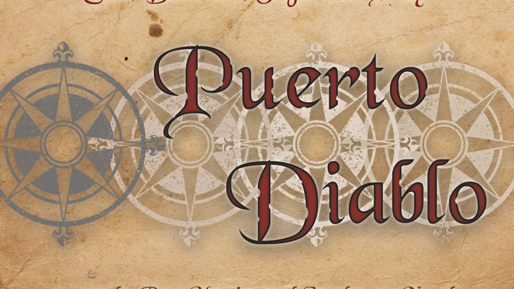 Puerto Diablo - Sail, discover, fight, trade and pray. project video thumbnail