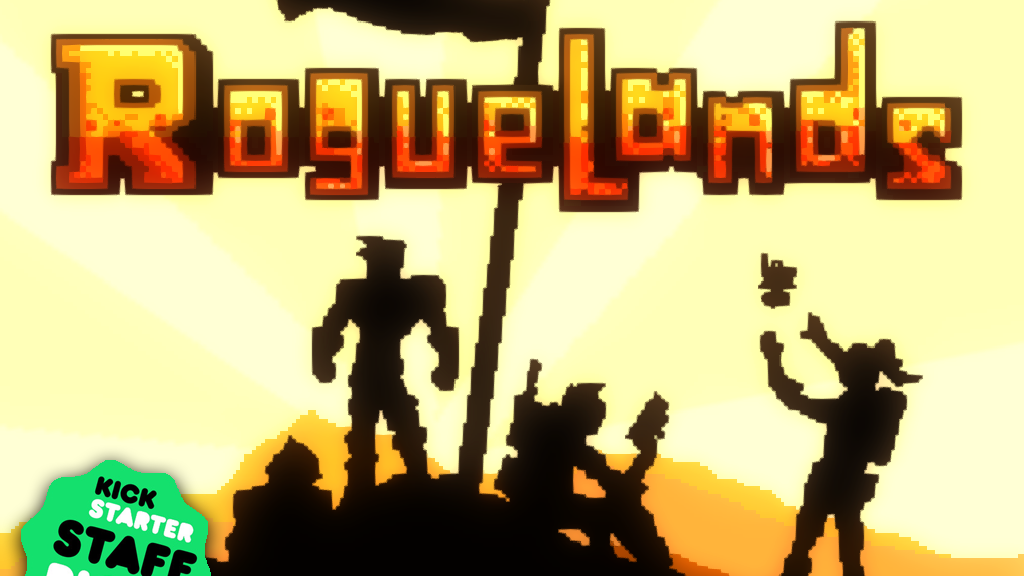 Roguelands - A Galactic 2D Multiplayer RPG project video thumbnail