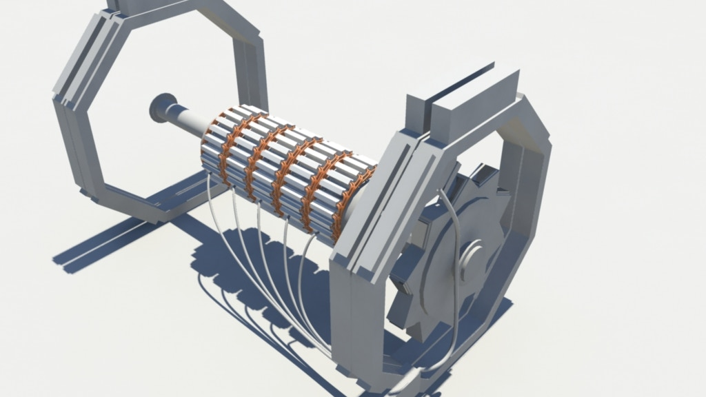 Project image for Self Sustaining Electrical Turbine Generator