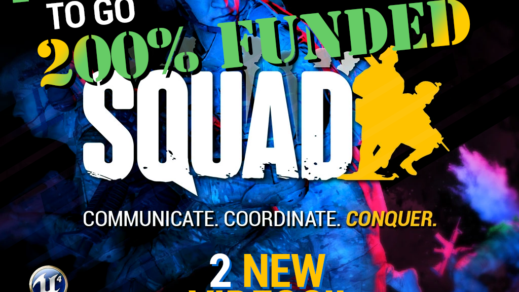 Squad - Communicate. Coordinate. Conquer project video thumbnail