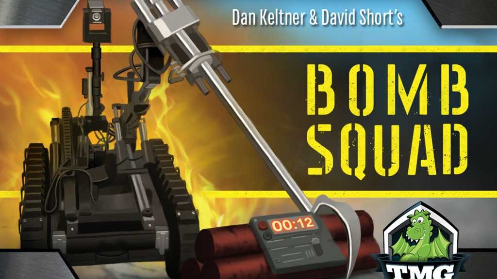 BOMB SQUAD - an Intense Cooperative Real-time Game project video thumbnail