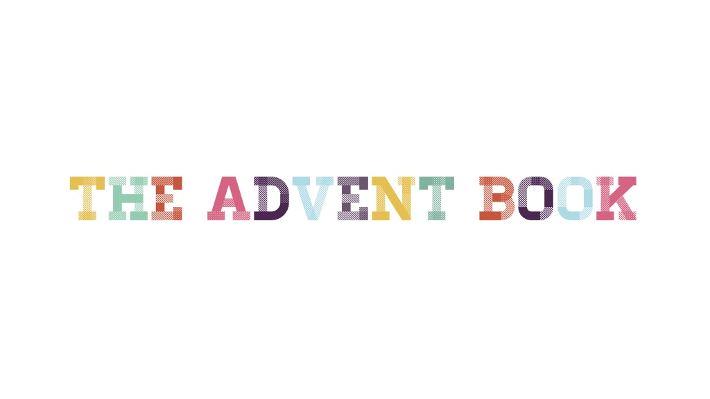 The Advent Book project video thumbnail