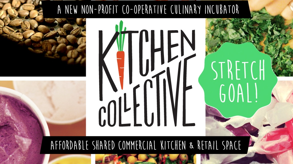 The Kitchen Collective project video thumbnail