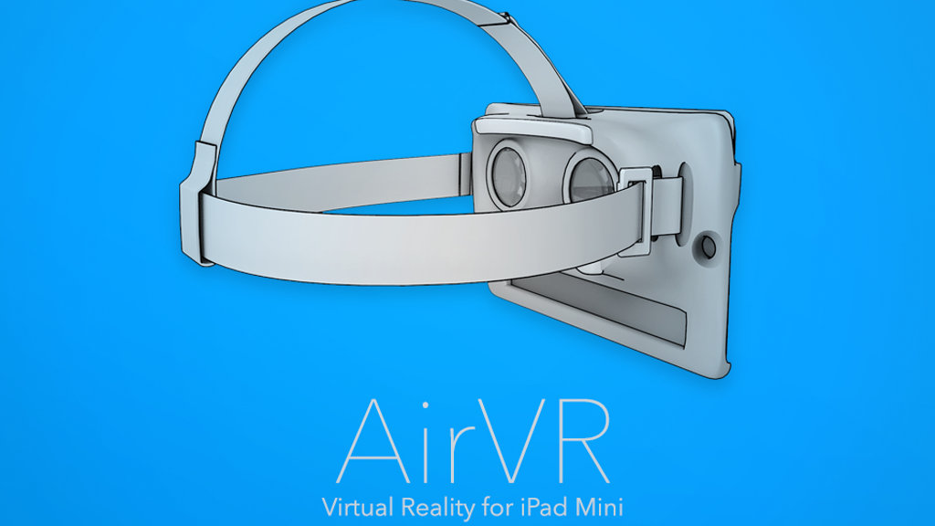 AirVR - Virtual Reality for iOS project video thumbnail