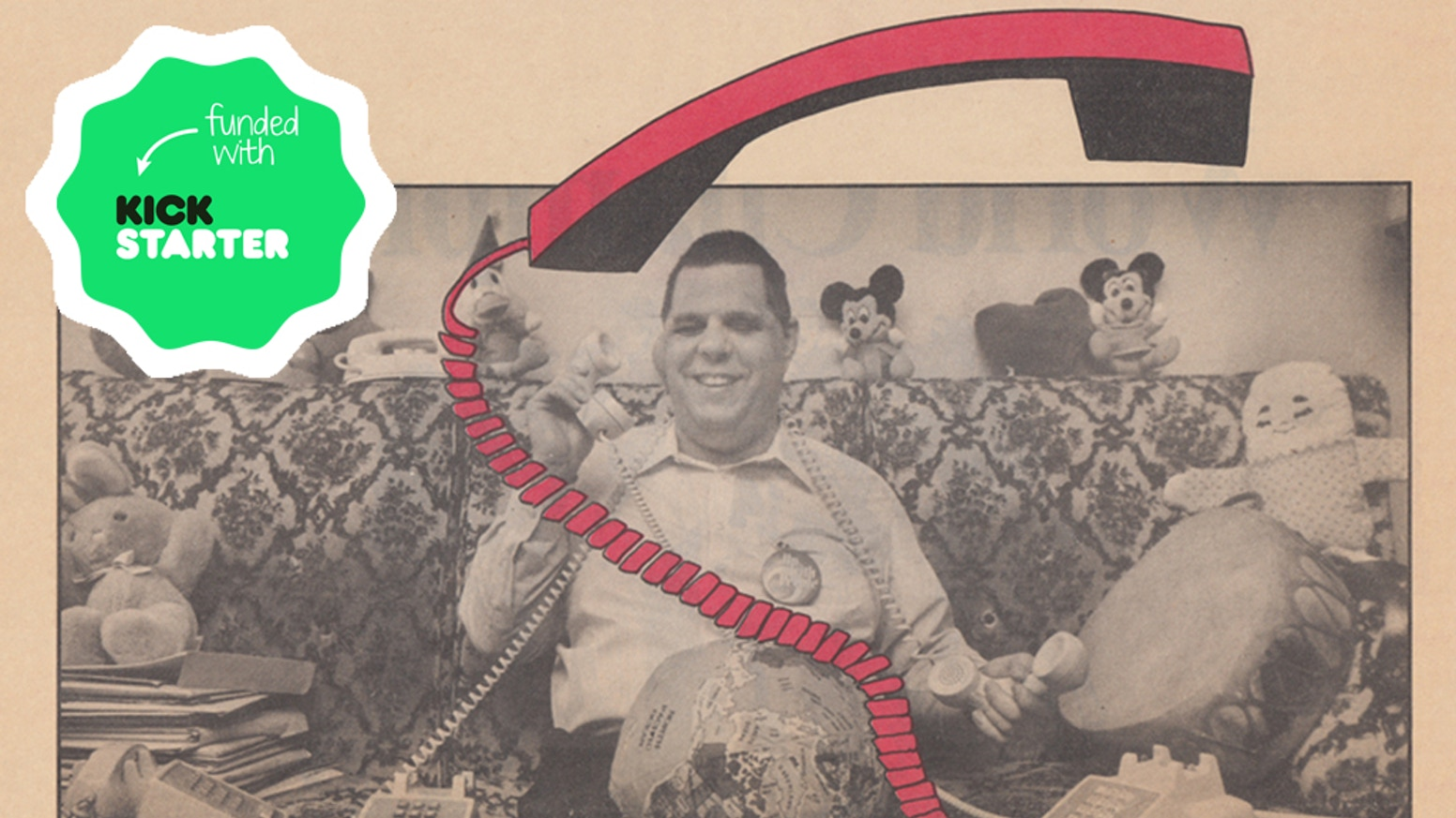 The amazing true story of Joe Engressia Jr., a blind telephone hacker genius, who legally changed his name to Joybubbles.