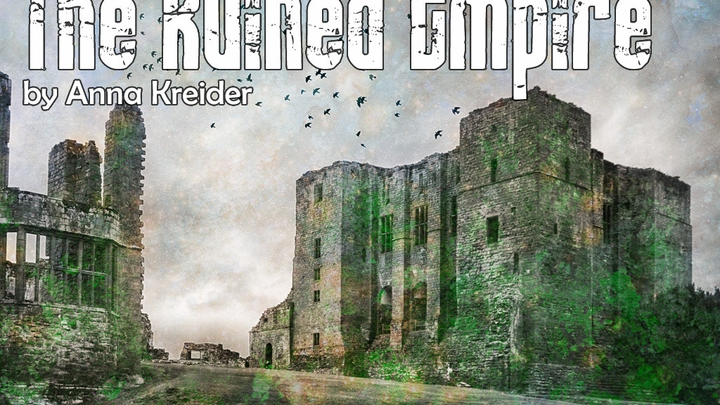 The Ruined Empire: an anime-inspired RPG campaign sourcebook project video thumbnail
