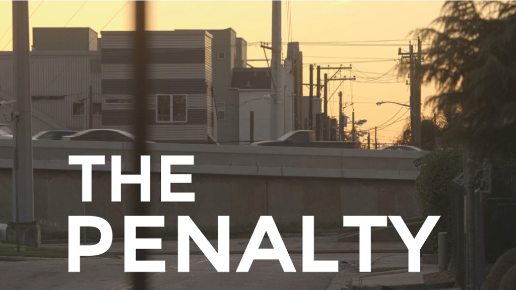 The Penalty - executing justice in America project video thumbnail