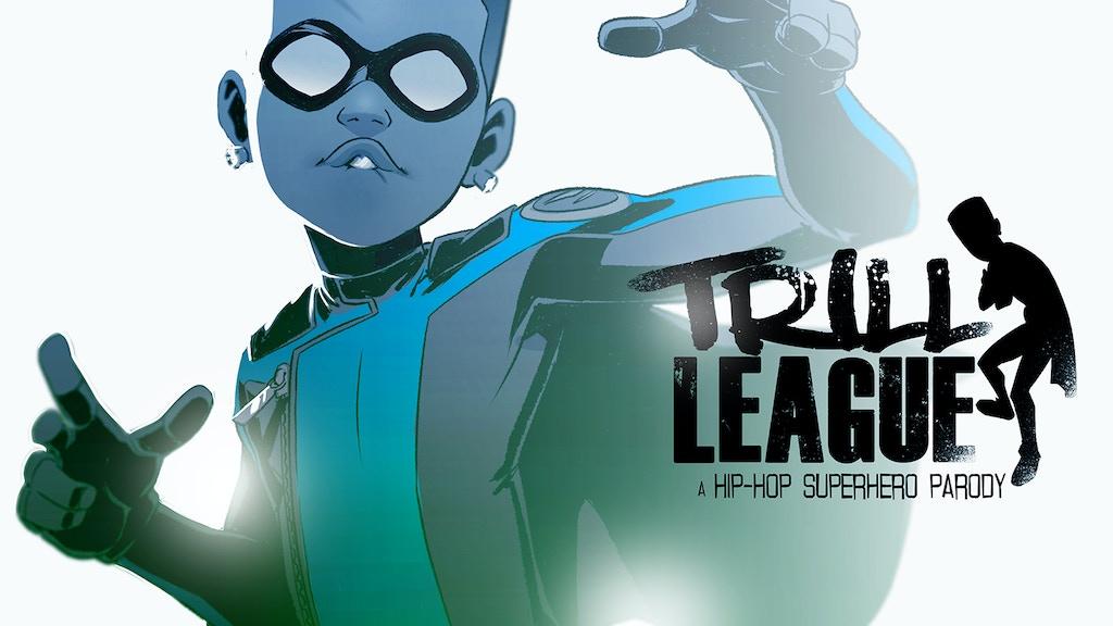 Trill League Comic project video thumbnail