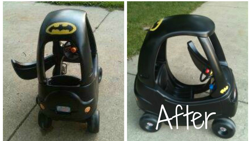 Project image for The Custom Cozy Coupe