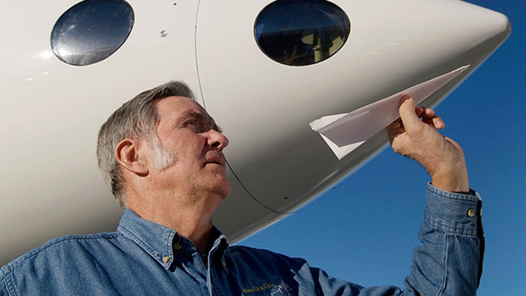 Looking Up, Way Up! The Burt Rutan Story project video thumbnail