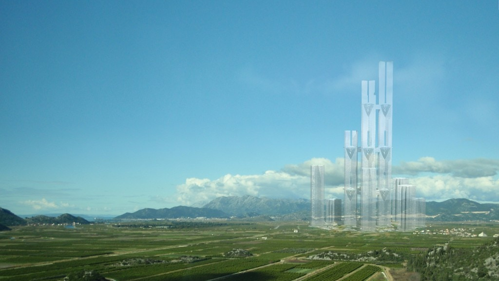 Vertical City : A Solution for Sustainable Living project video thumbnail