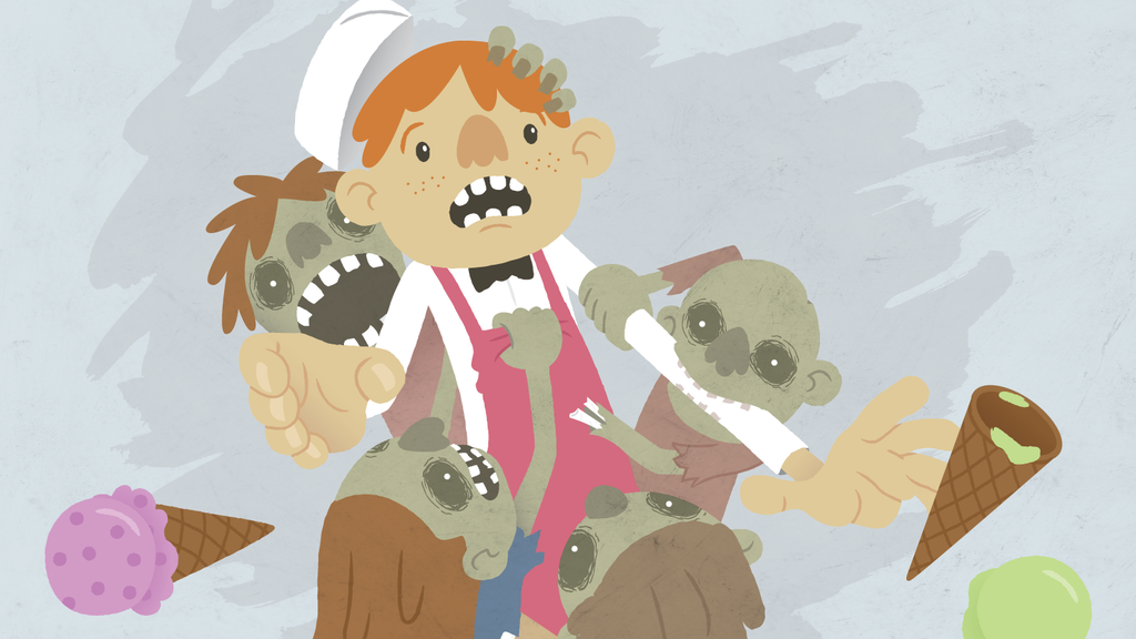 B is for Brains: ABCs for the Zombie Apocalypse project video thumbnail