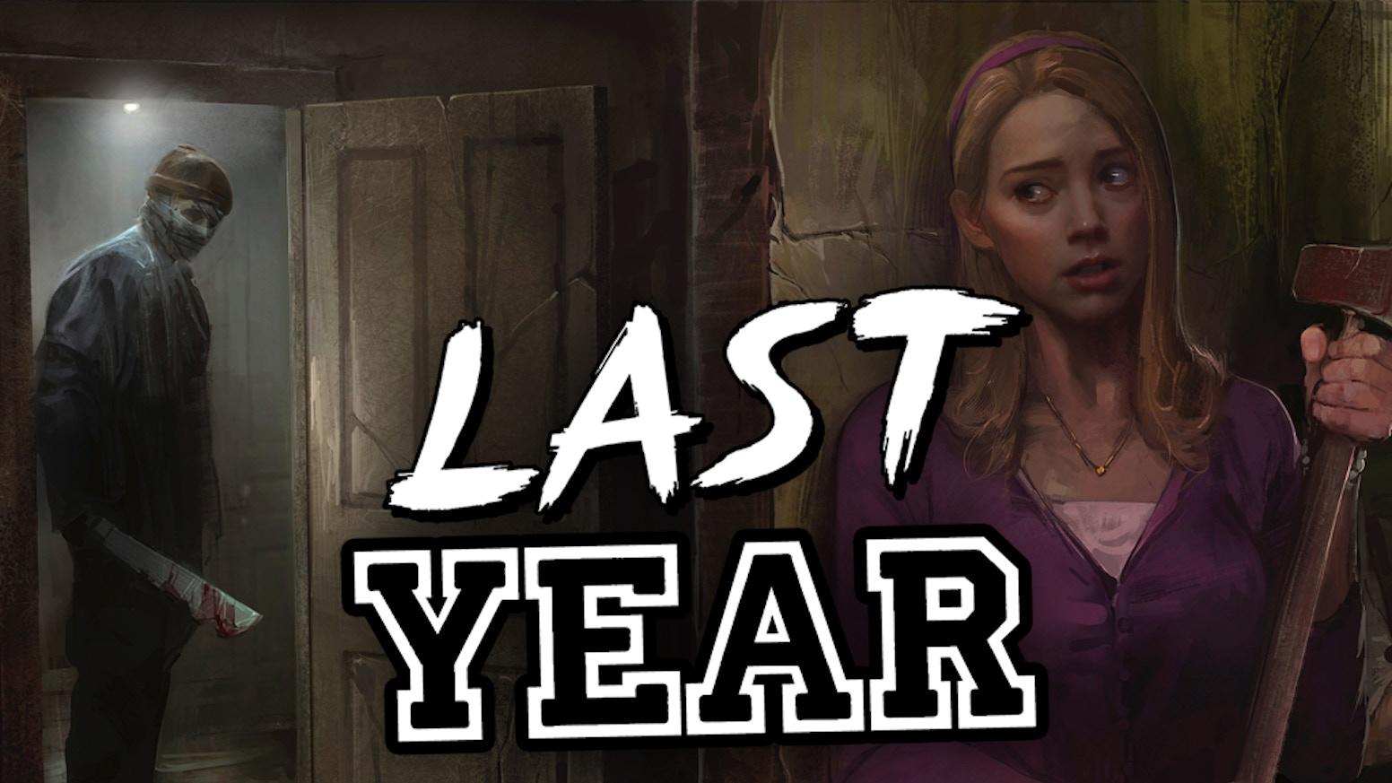 Last Year - 5 vs 1 Multiplayer Survival Horror by James Matthew