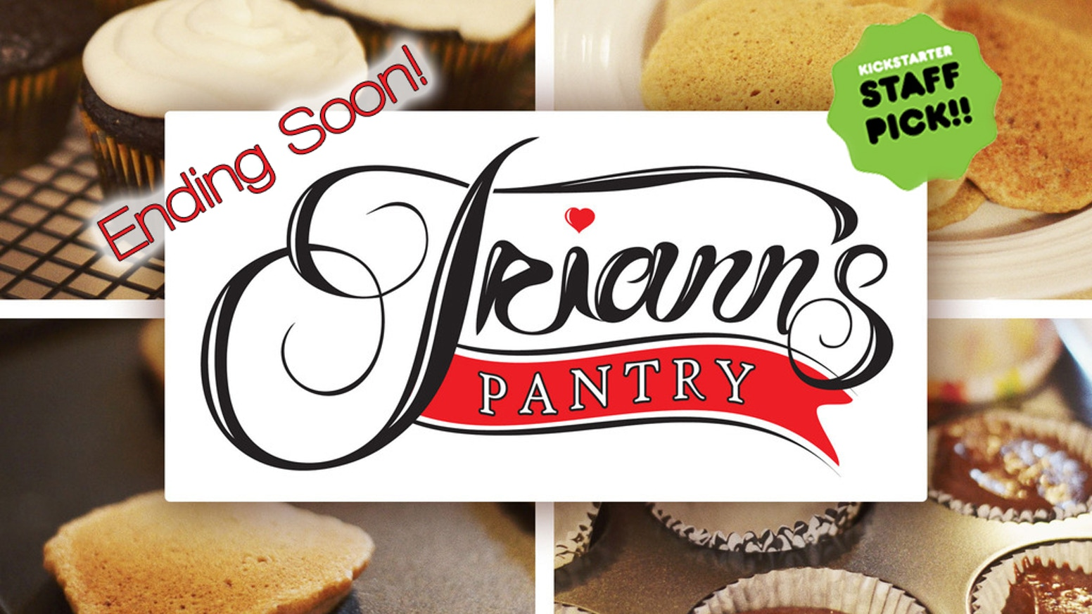 Triann's Pantry - Quick and Delicious Allergy Free Mixes by Eric ...