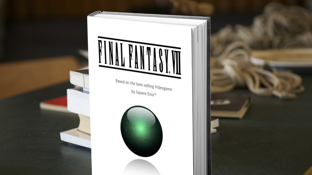 Project image for Final Fantasy VII a Novelization