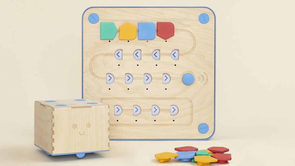 Cubetto - Hands on coding for ages 3 and up project video thumbnail