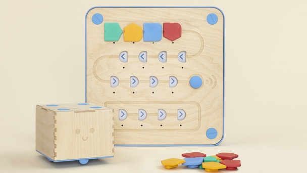Cubetto - Hands on coding for ages 3 and up