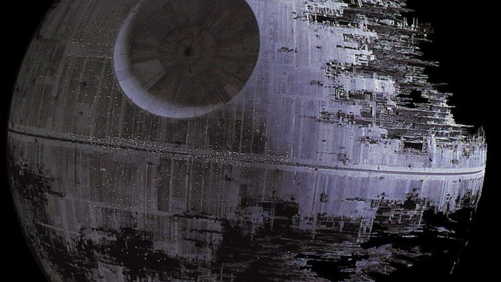 Project image for Build a fully armed and operational Death Star.