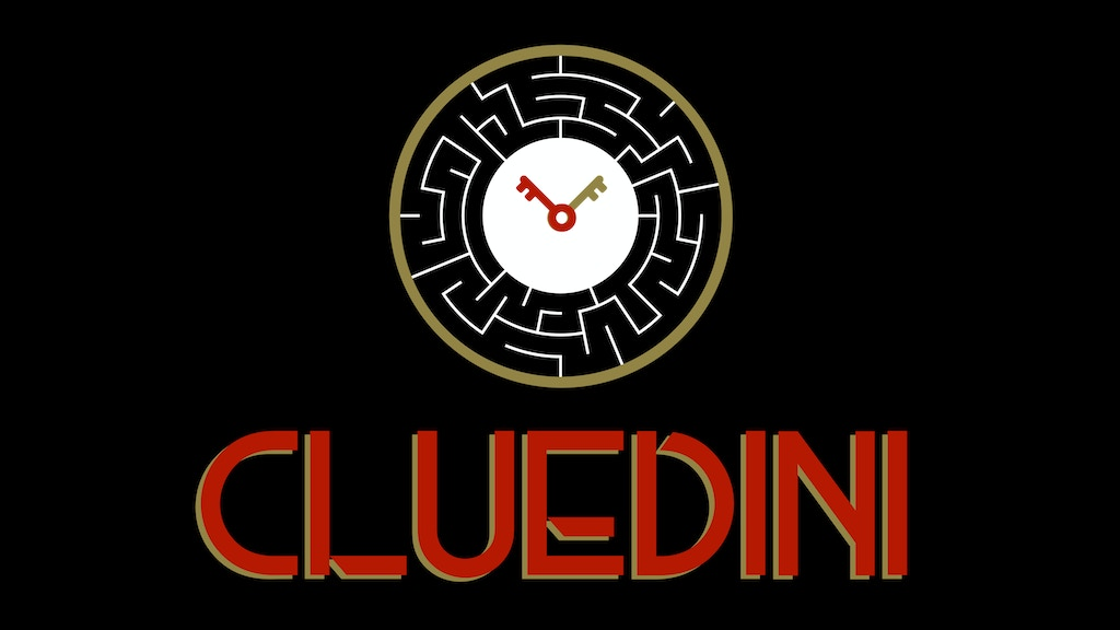CLUEDINI - Live Escape Puzzle Game / Immersive Team Building project video thumbnail