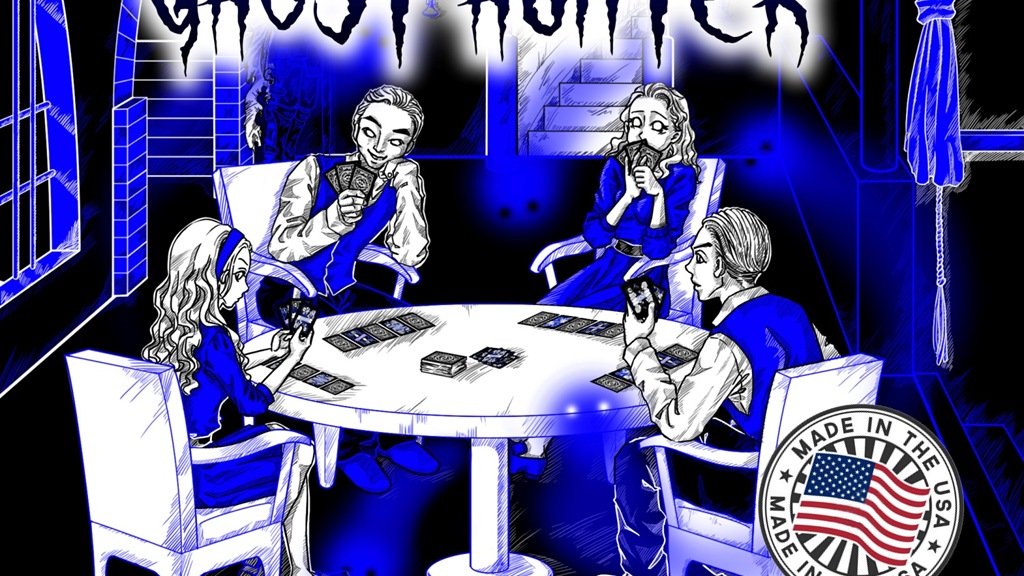 Ghost Hunter project video thumbnail