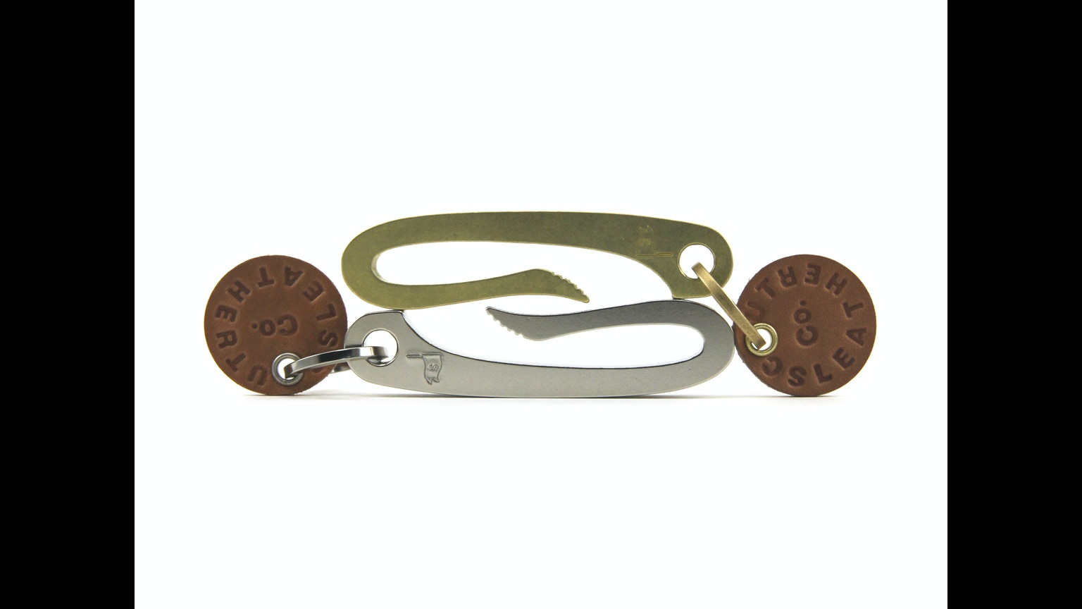 the scout hook keychain bottle opener by scout leather co kickstarter. Black Bedroom Furniture Sets. Home Design Ideas