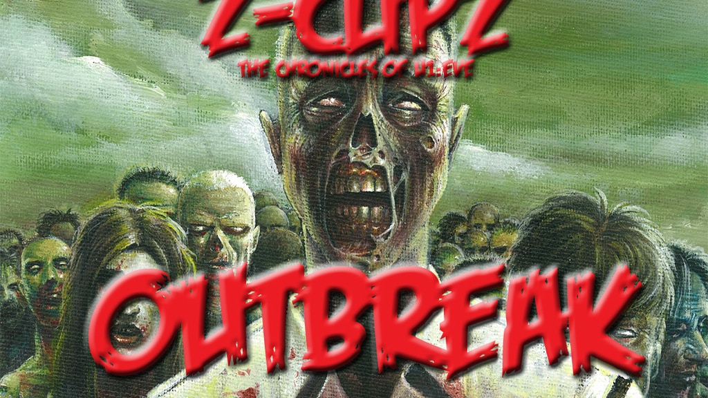 Z-Clipz:Outbreak-28mm Zombie & Survivor Miniatures & Terrain project video thumbnail