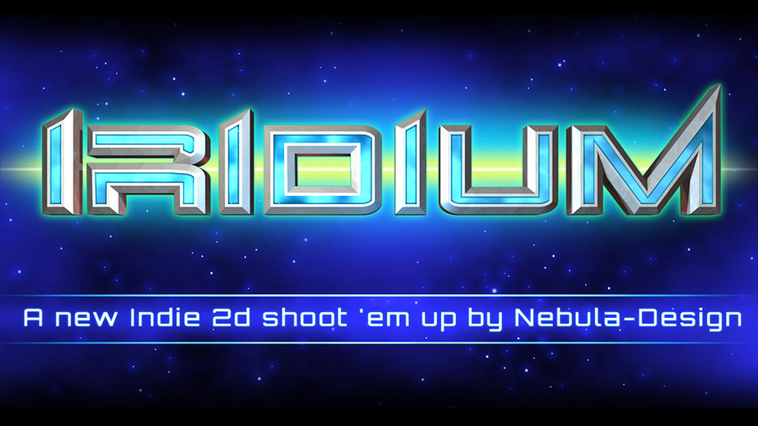 Iridium by Nebula-Design — Kickstarter