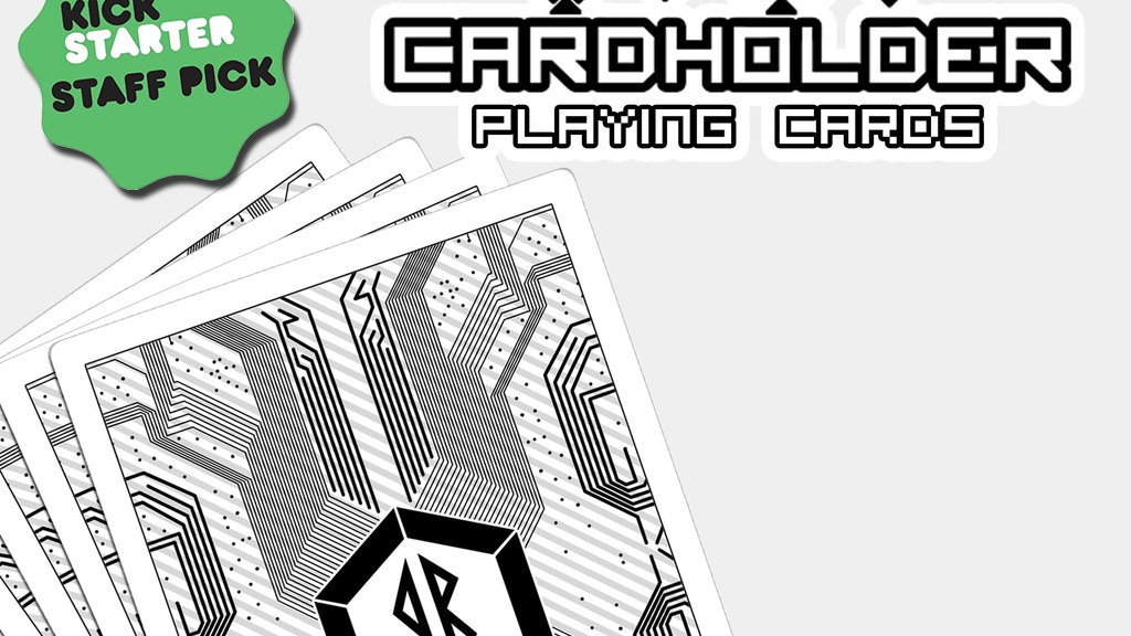 Project image for Cardholder Playing Cards (Canceled)