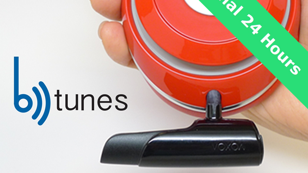 The BTunes: Plug in Pure Wireless HiFi Sound project video thumbnail