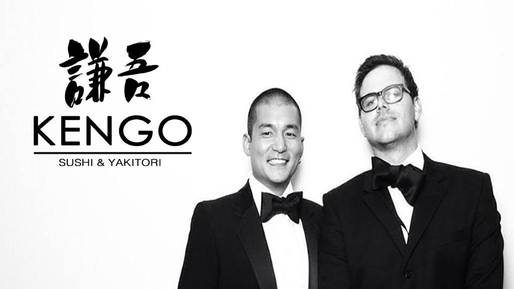 Kengo Sushi & Yakitori project video thumbnail