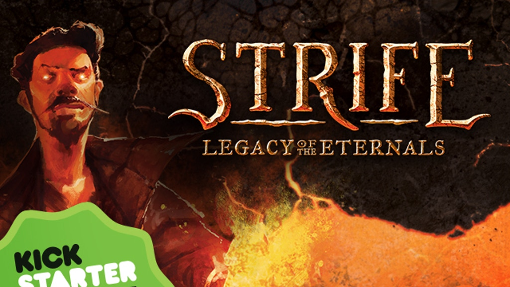 Strife: Legacy of the Eternals project video thumbnail