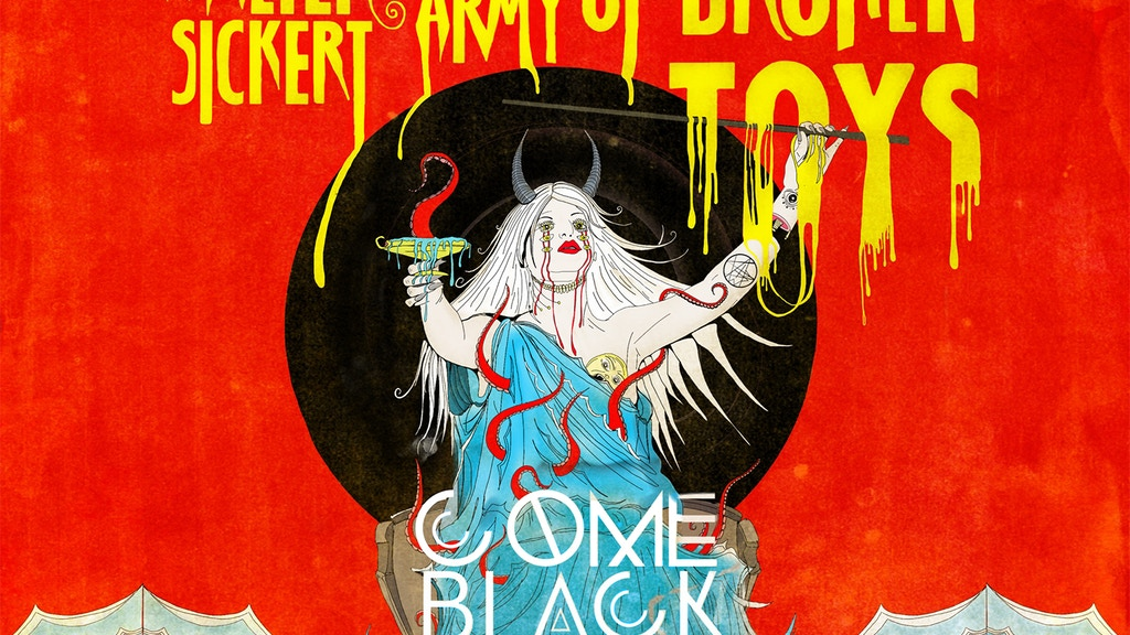 Come Black Magic - Walter Sickert & the Army of Broken Toys project video thumbnail