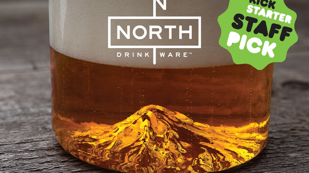 NORTH DRINKWARE : Mt. Hood, The Oregon Pint Glass project video thumbnail