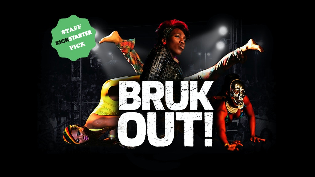 Bruk Out!  A Dancehall Queen Documentary project video thumbnail
