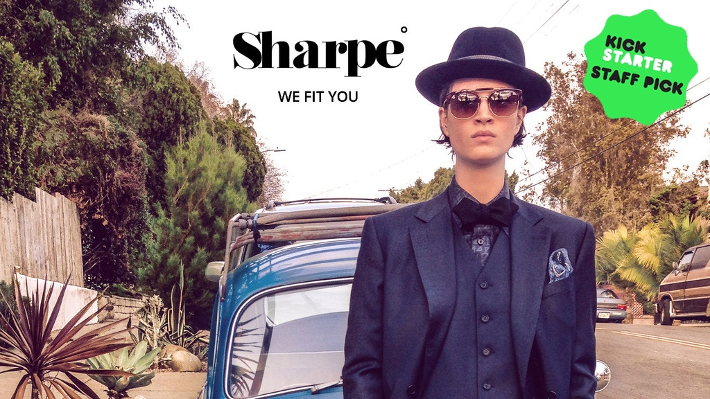 Sharpe Suiting Ready-to-Wear Line: A Fashion Revolution project video thumbnail