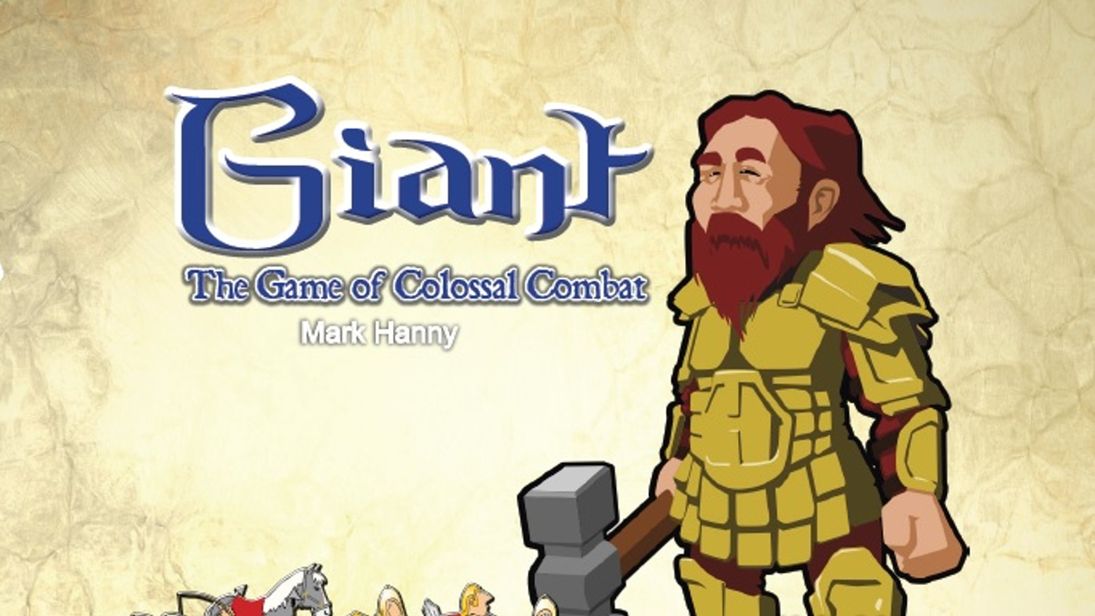 Giant - the game of colossal combat! by Joe Magic Games » Meet Me at