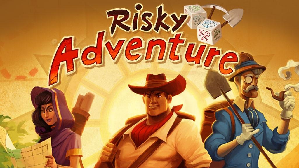 Risky Adventure project video thumbnail