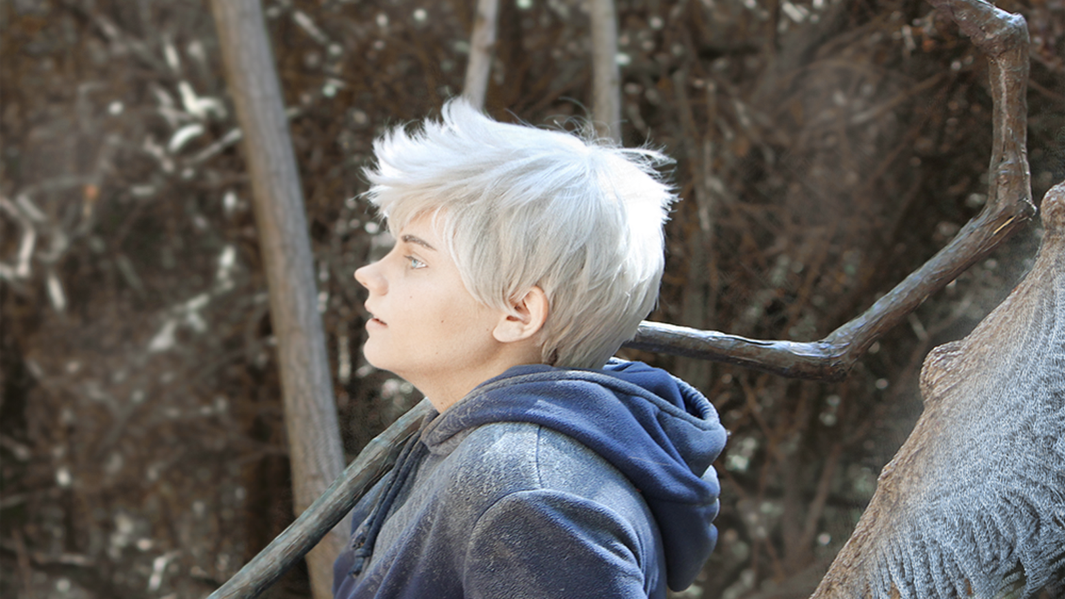 Jack Frost Cosplay Operation Snowballs And Fun Times By Jet Kickstarter