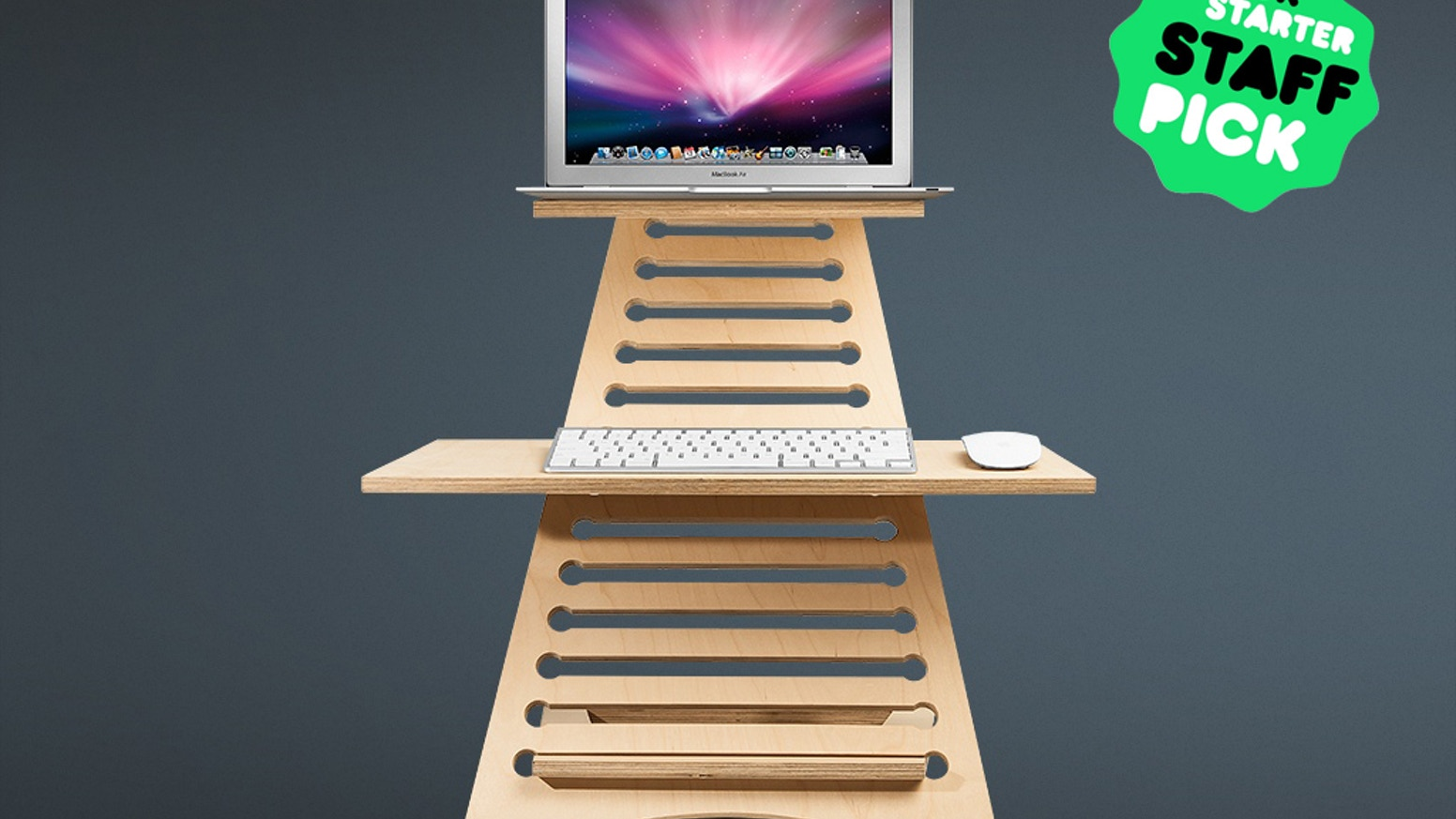 Elevate Stand In Style By Workstations Ltd