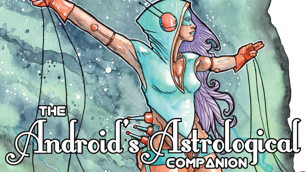 The Android's Astrological Companion project video thumbnail