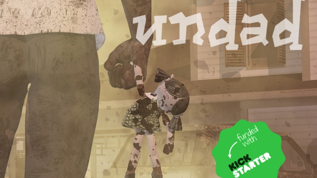 Undad comic miniseries - all four issues project video thumbnail