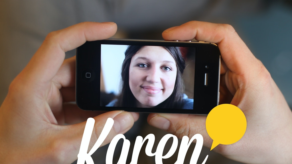 Karen - an app that psychologically profiles you as you play project video thumbnail