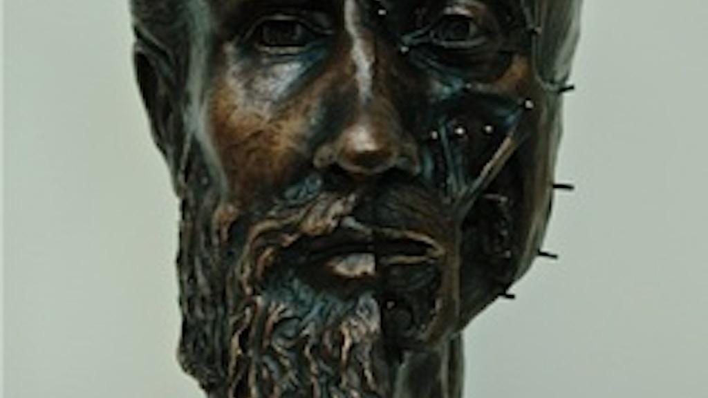 Project image for Portrait Head of Andreas Vesalius
