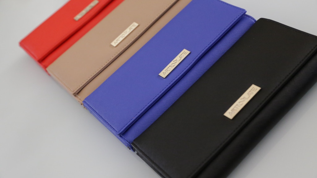 The Articulate Clutch: Functionality, Affordability & Style project video thumbnail