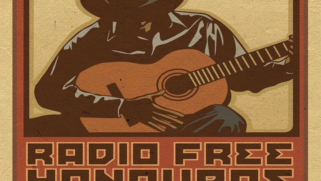 Radio Free Honduras - Debut CD from Chicago-based Latin band project video thumbnail