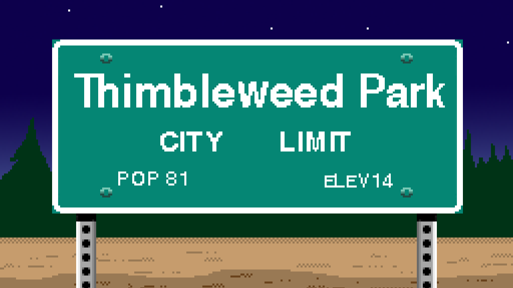 Thimbleweed Park: A New Classic Point & Click Adventure! project video thumbnail