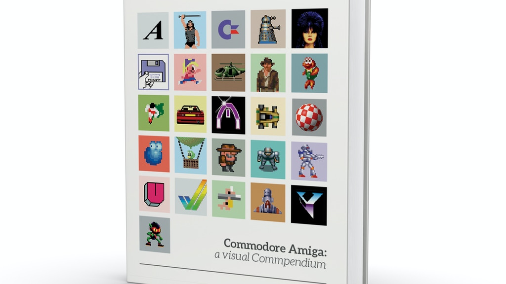 Commodore Amiga: a visual Commpendium project video thumbnail