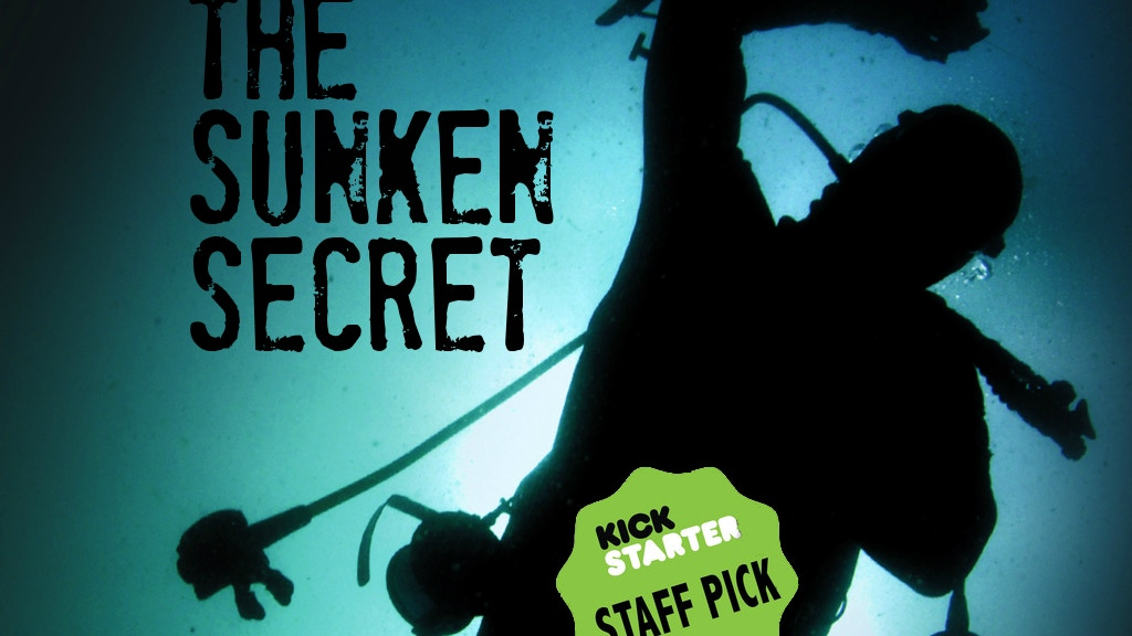 The Sunken Secret: a thriller set in Patagonia and Australia project video thumbnail
