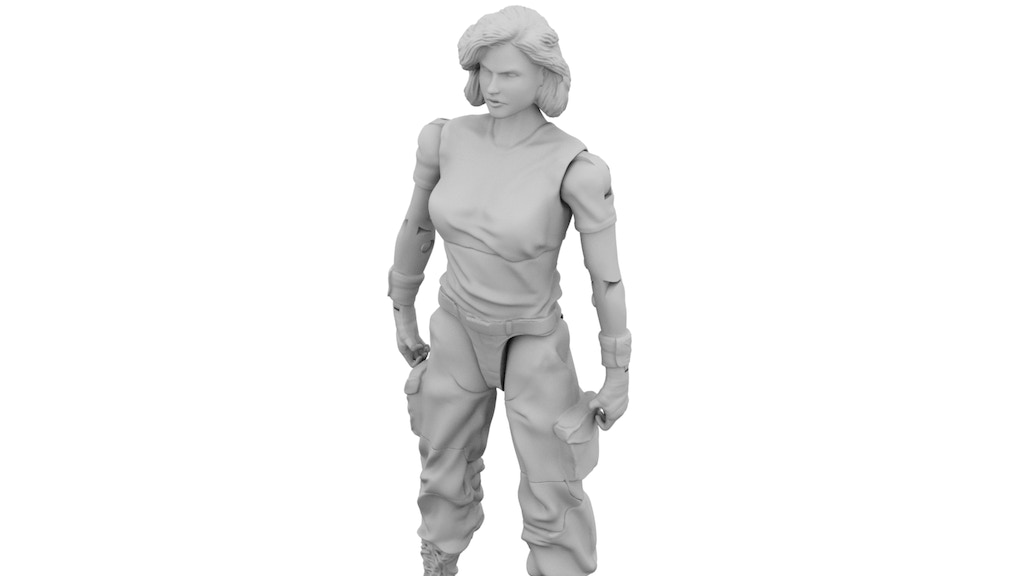 Project image for Legion XIV 1:18 Scale Figures (Canceled)