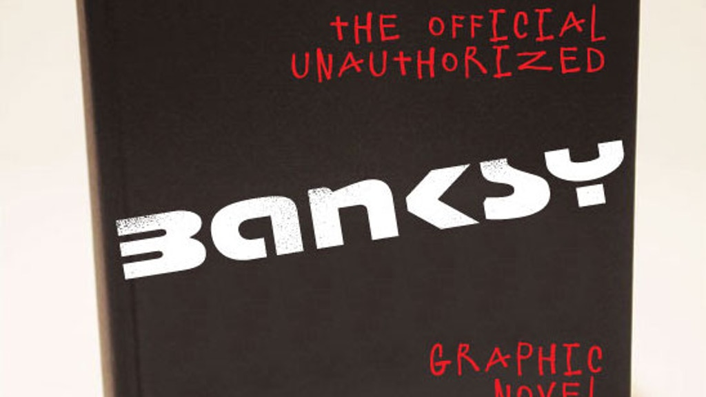 Project image for The Official Unauthorized Banksy Graphic Novel